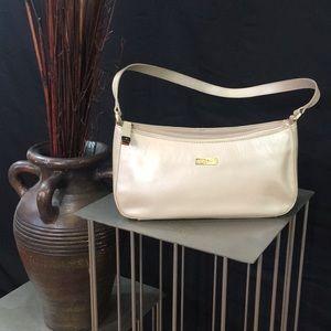Aigner Tan Shoulder Bag